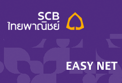 Siam Commercial Bank - SCB Bank account